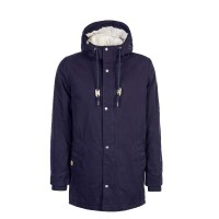 Ragwear Parka James Organic Navy