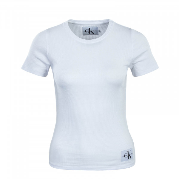 Damen Top Institutional Slim White