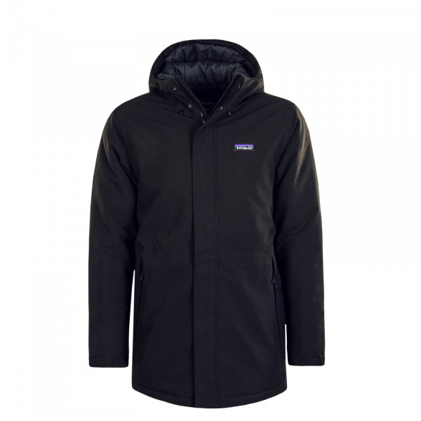 Herren Parka Lone Mountain Black