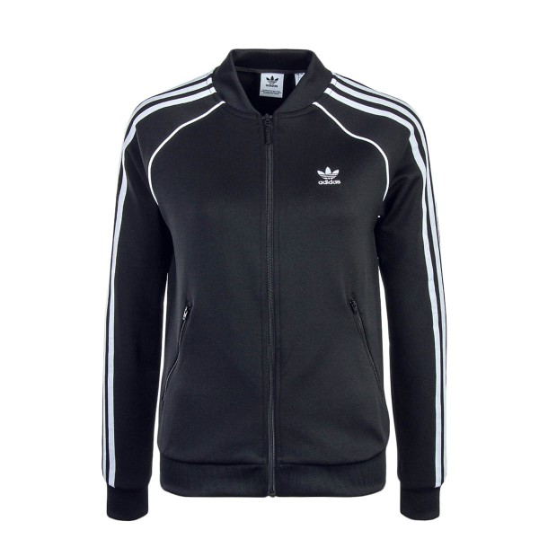 Damen Trainingsjacke SSTTT Black White