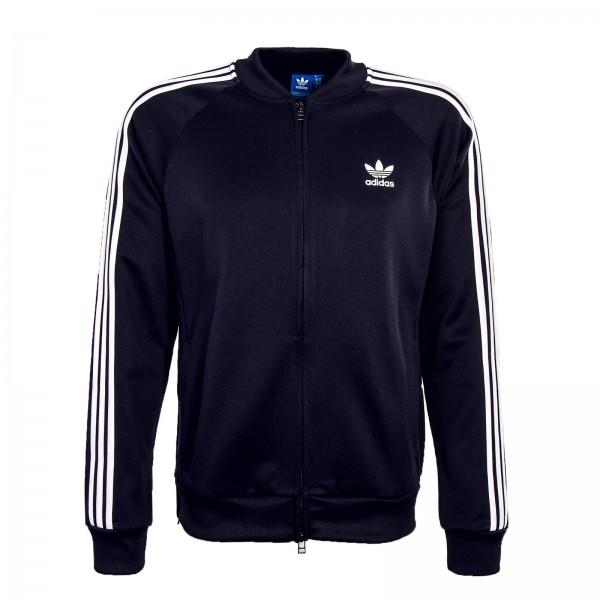 Adidas Trainingsjkt Relax TT Navy White
