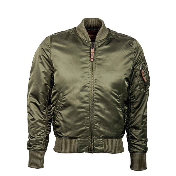 Herrenjacke Ma 1 VF 59 Sage Green