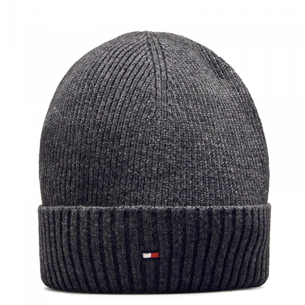 Beanie 5148 Pima Cotton Dark Grey