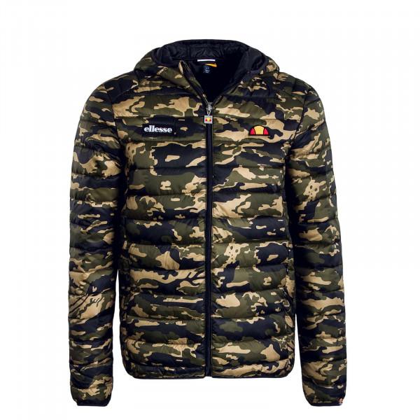 Herren Jacke Lombardy Camouflage Olive