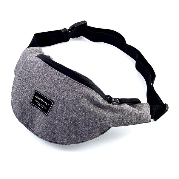 Iriedaily Hip Bag City Zen Grey Melange