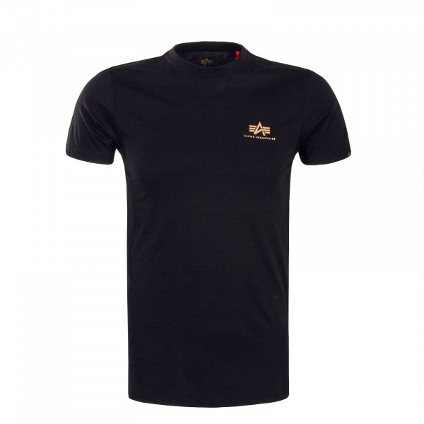 Alpha TS Small Basic Black Gold