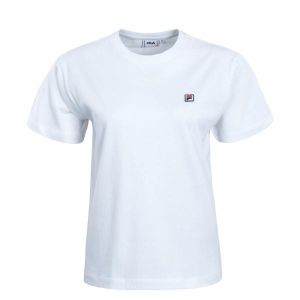 Damen T-Shirt Nova White