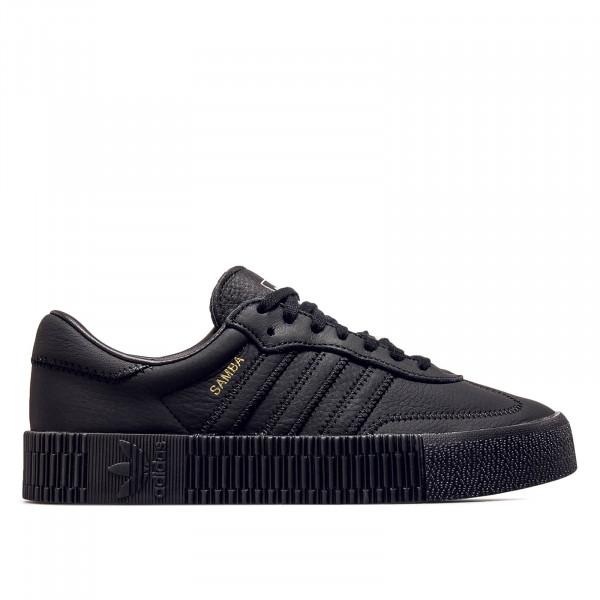 Adidas Wmn Sambarose Black Black