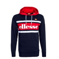 Ellesse Hoody Canazei Oh Blue Red White