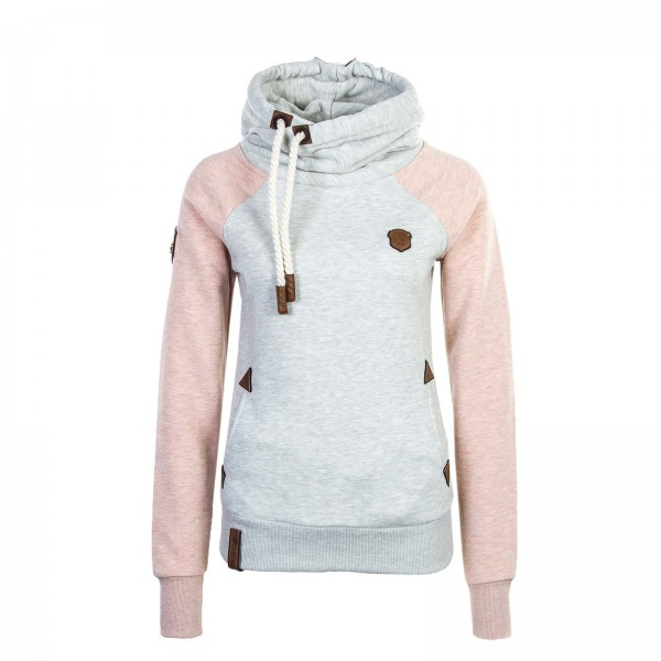 Naketano Wmn Hoody So ein Otto Grey