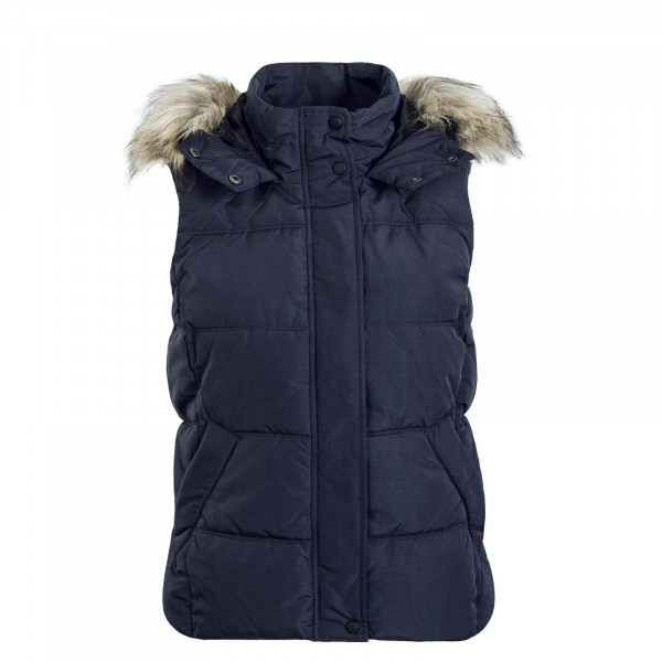 Damen Weste North Nylon Navy