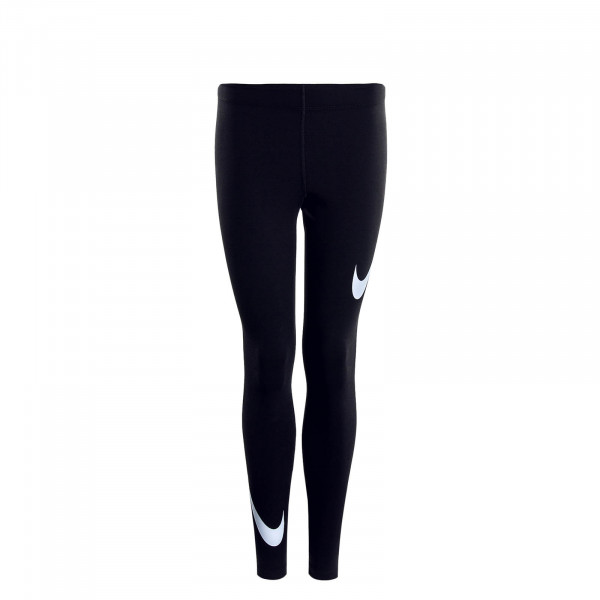Damen Leggings Legasee Black White