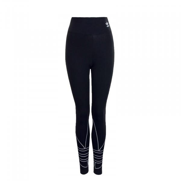 Damen Leggings LRG Logo Tights Black