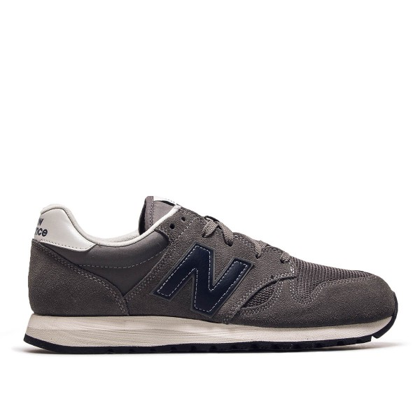 New Balance U520 CL Castlerock Grey Navy