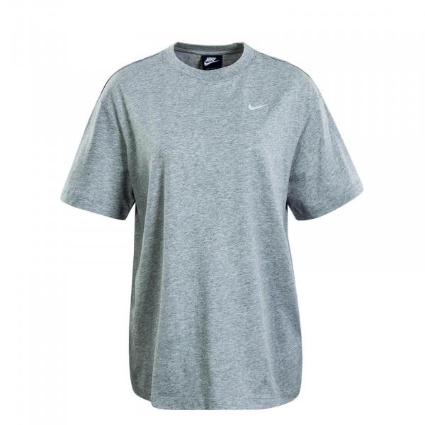 Damen T-Shirt NSW Essential LBR Grey