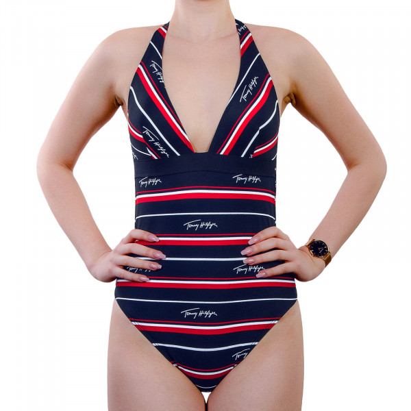 Swimsuit One Piece Classic 1495 Navy