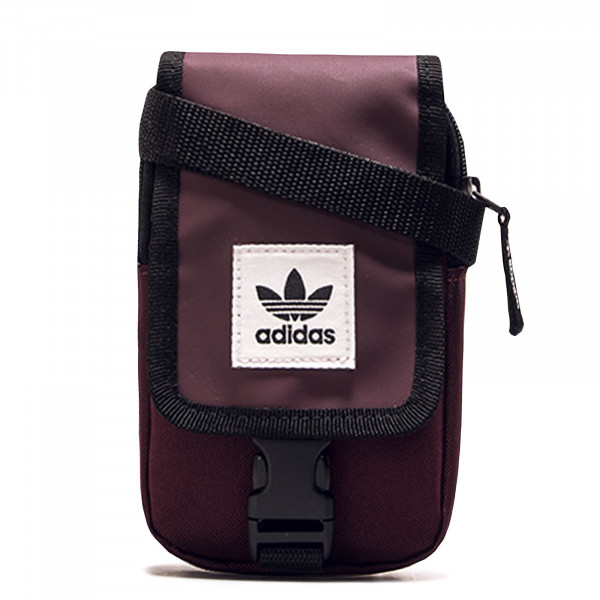 Bag Map Maroon