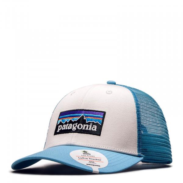 Cap Logo Pro White Sky
