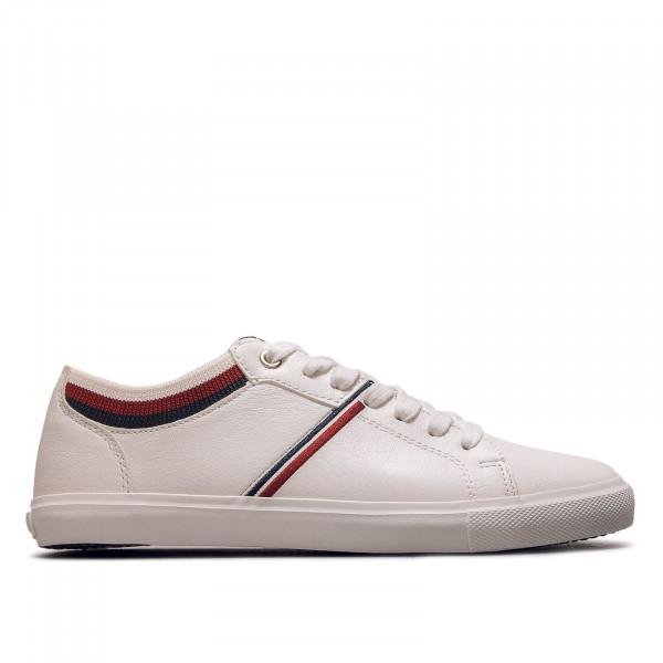 Damen Sneaker Woods College White