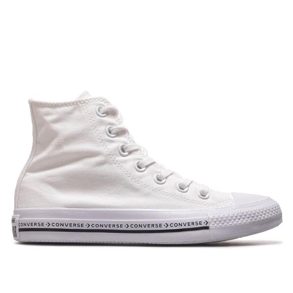 Converse Wmn CTAS Hi 159586 White White