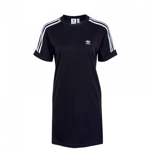 Damen Kleid - Tee Dress - Black