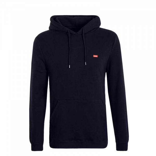 Herren Hoody Mini Bar Black