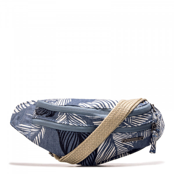 Hip Bag Gigi Blue White