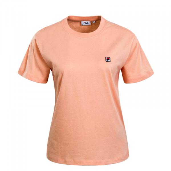 Damen T-Shirt Crop Nova Peach
