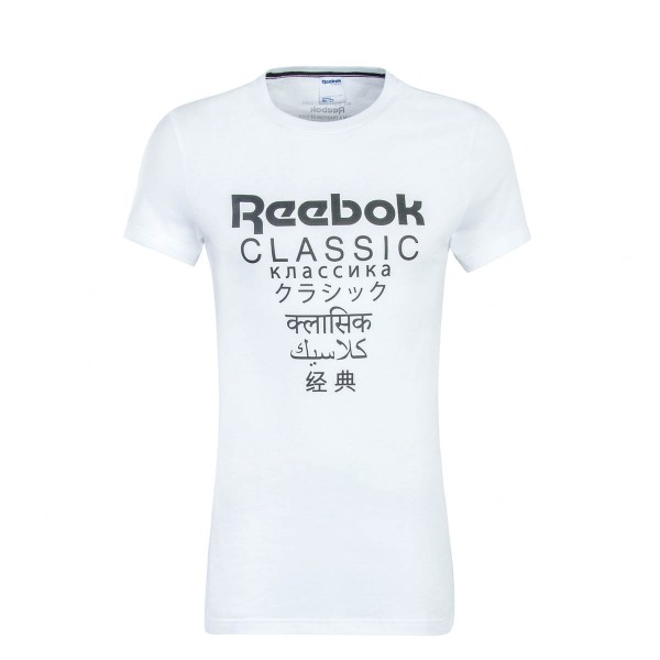 Reebok TS Longer White