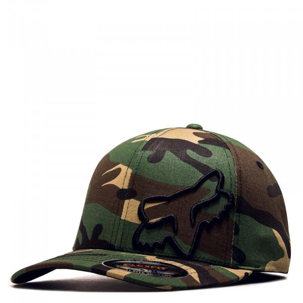 Basecap Flex 45 Camouflage Green