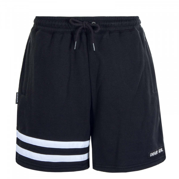 Herren Short Cotton 20 Black