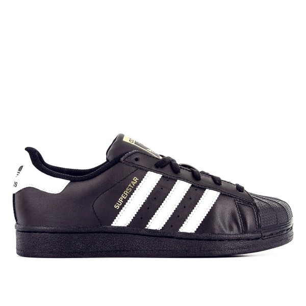 Adidas Wmn Superstar Foundation J Black