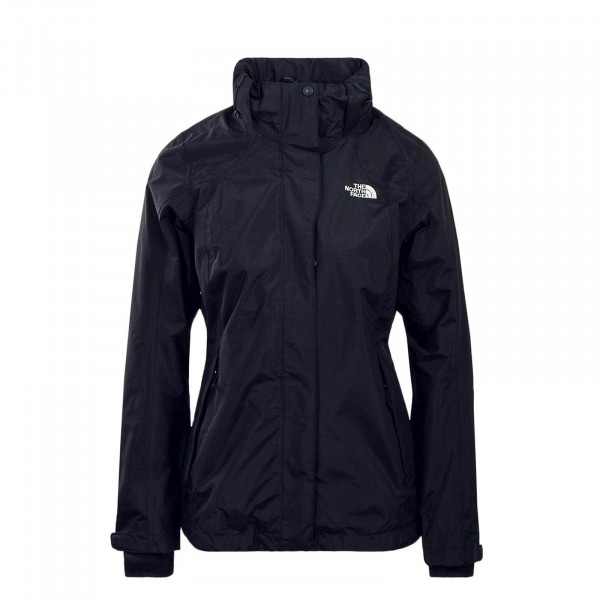 Northface Wmn Jkt Evolution 2 Tric Black