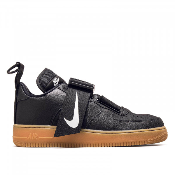 Nike Air Force 1 Utility Black White Gum