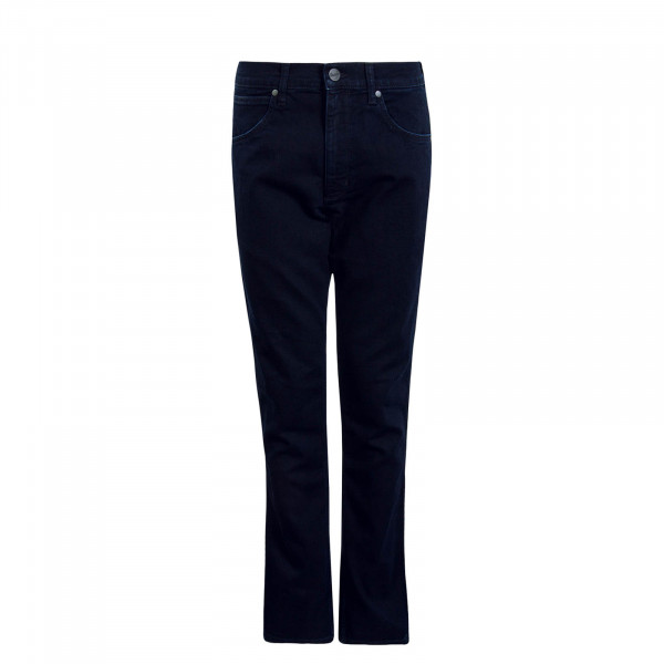 Herren Jeans Greensboro Black Black Blue