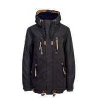Naketano Parka Dule Savic Black
