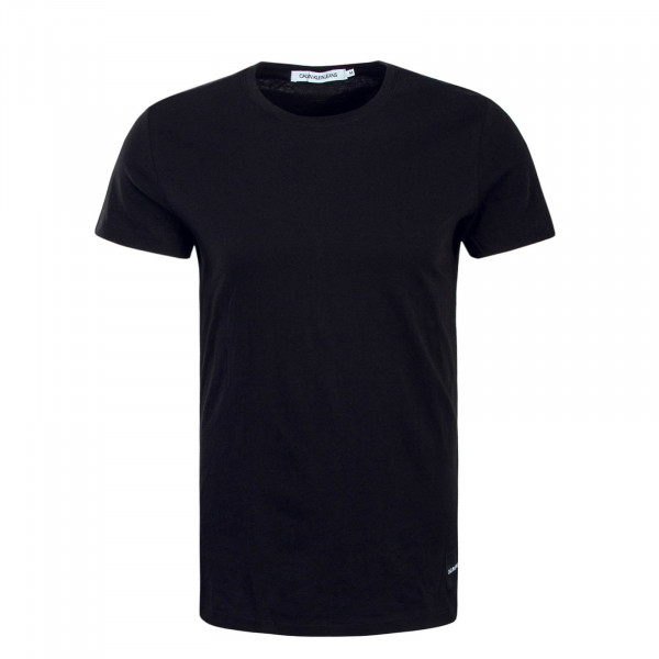 Herren T-Shirt Institutional Box Black