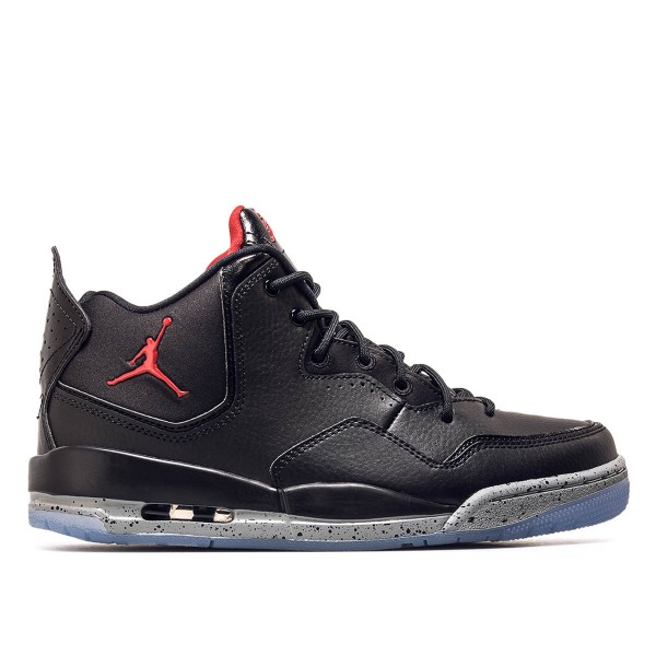 Jordan Courtside 23 Black Grey Red