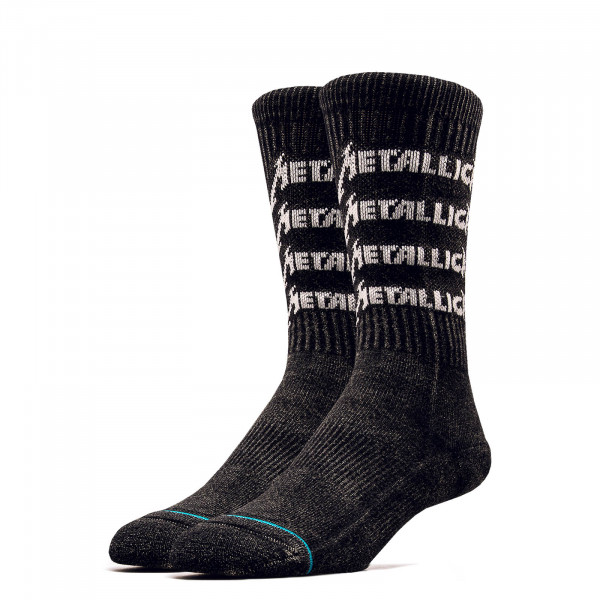 Socken Metallica Stack Black