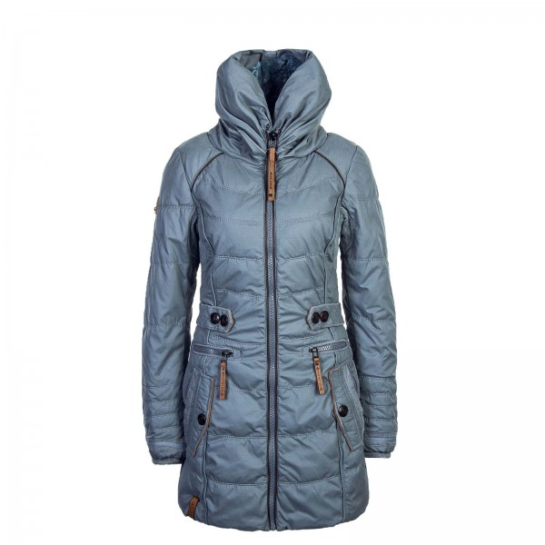 Naketano Wmn Mtl Knastologin Blue Grey