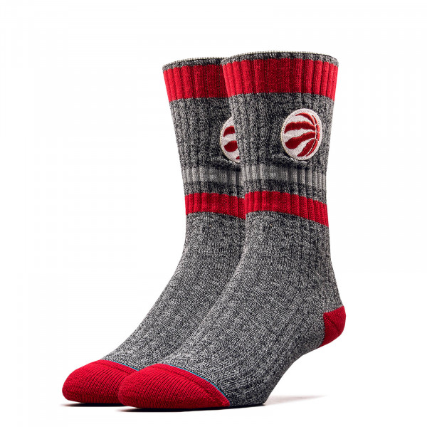Socken Raptors Boot Grey Red