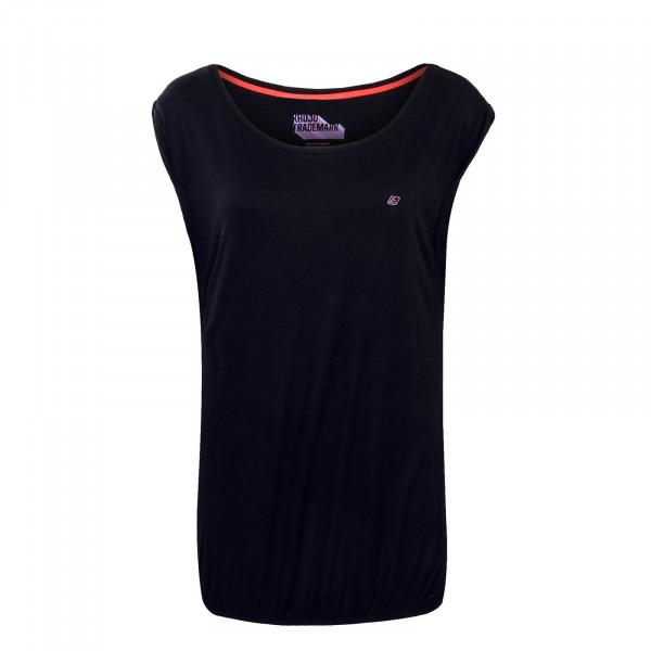 T-Shirt Pique Black