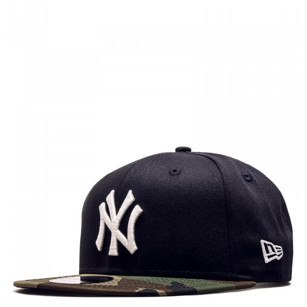 New Era Cap 9 Fifty NY Navy Camo