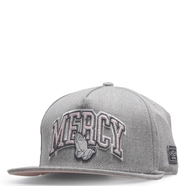 Cayler&Sons Cap Mercy Grey