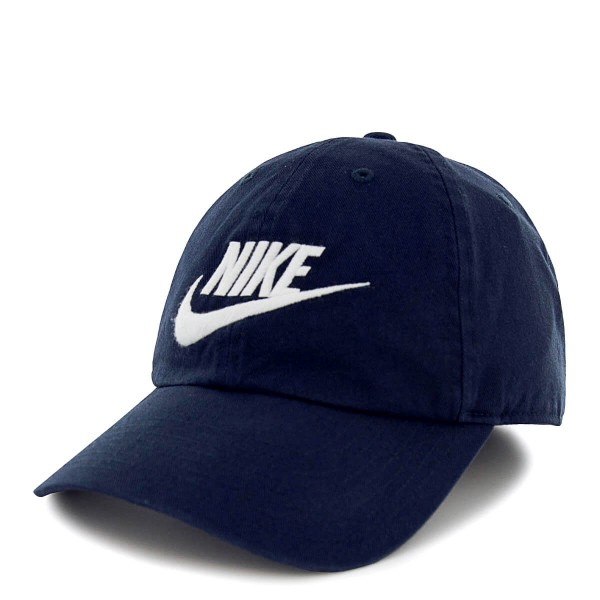 Nike Cap NSW Wash H86 Navy White