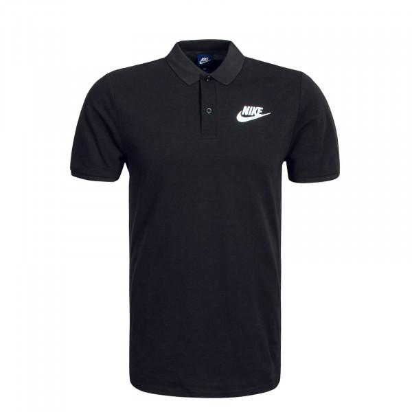 Herren Polo Matchup Black