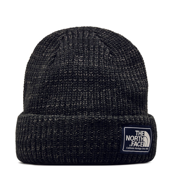 Northface Beanie Salty Black