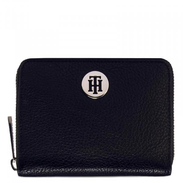 Wallet Core Compact Black Silver