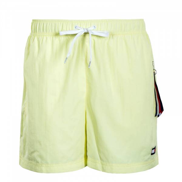 Herren Boardshort Drawstring 1080 Yellow