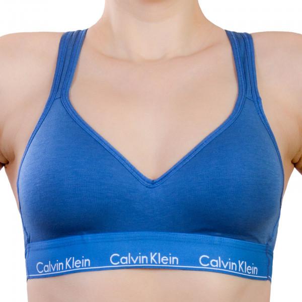 Calvin Klein Wmn Bralette Lift Blue